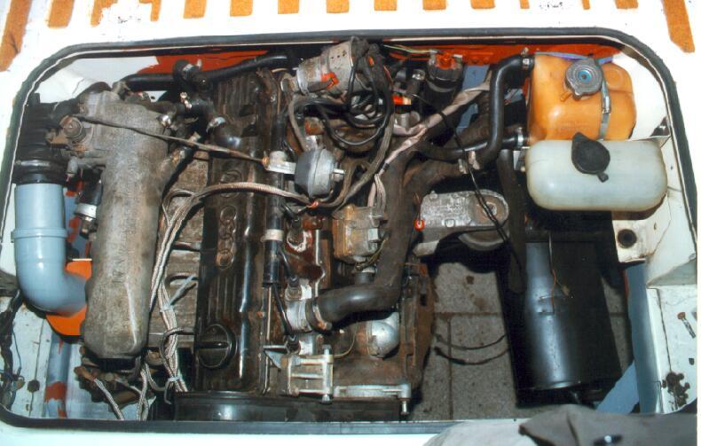VW Bus Engine Swap Page