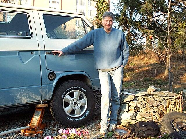 About Vanagon Wheels And Tires