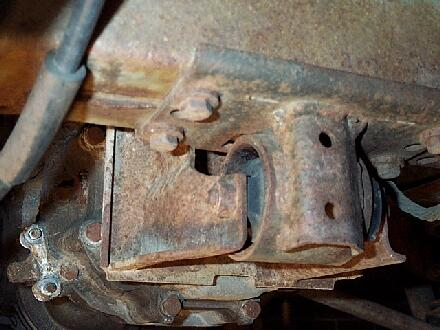 Tom's VW Pages - Vanagon Clutch Replacement